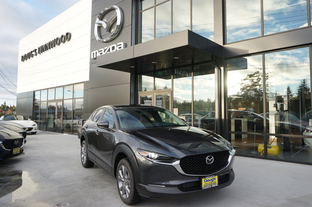 New 2021 Mazda CX-30 in Edmonds Lynnwood Seattle Kirkland Everett, WA