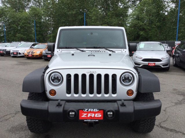 Used 2008 Jeep Wrangler 4WD 4dr Unlimited Rubicon