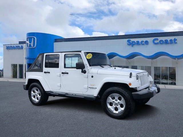 Used 2014 Jeep Wrangler Unlimited in Cocoa, FL