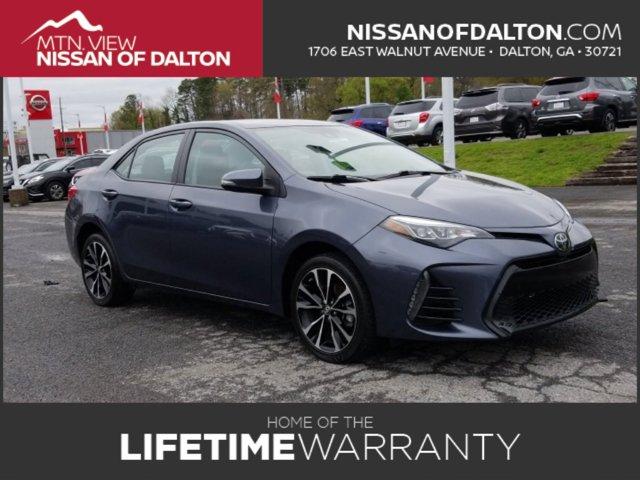 Used 2017 Toyota Corolla in Dalton, GA
