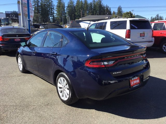 Used 2016 Dodge Dart 4dr Sdn Aero