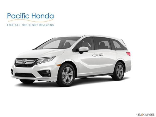 New 2020 Honda Odyssey in San Diego, CA