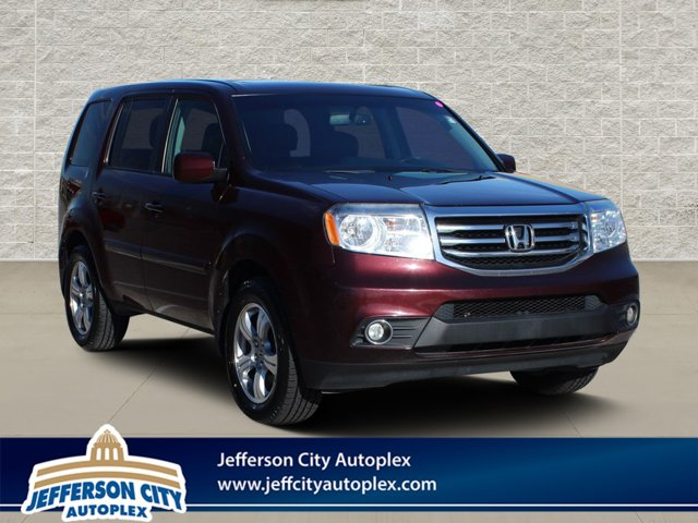 Used 2015 Honda Pilot in Jefferson City, MO