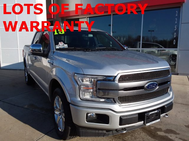 Used 2019 Ford F-150 in Lexington Park, MD