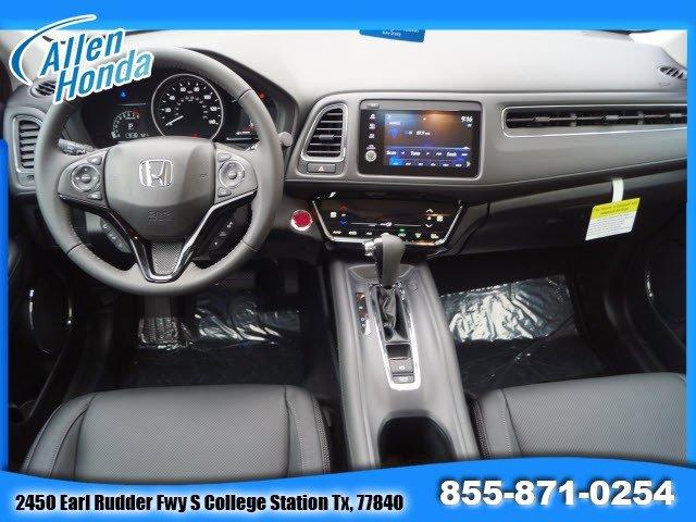 New 2019 Honda HR-V in College Station, TX