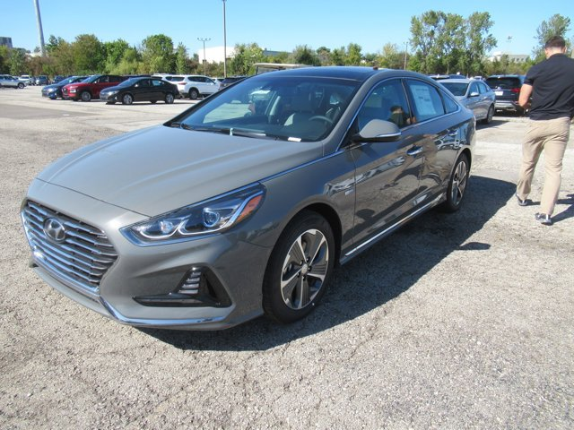 New 2019 Hyundai Sonata Hybrid in Olathe, KS