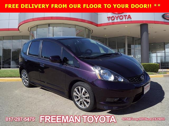 Used 2013 Honda Fit in Hurst, TX