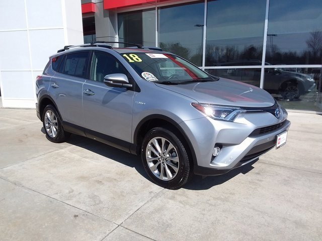 Used 2018 Toyota RAV4 Hybrid in Lexington Park, MD