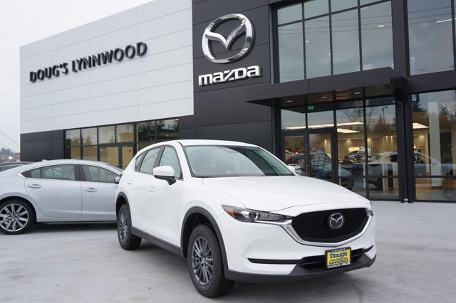 New 2020 Mazda CX-5 in Lynnwood Seattle Kirkland Everett, WA