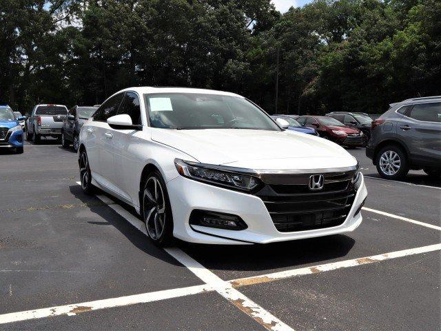 Used 2019 Honda Accord Sedan in Huntsville, AL