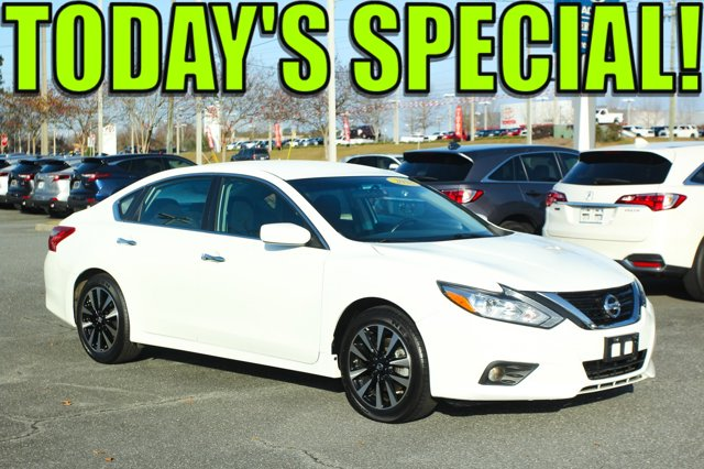 Used 2018 Nissan Altima in Tallahassee, FL