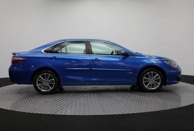 2017 Toyota Camry for sale 124110 3