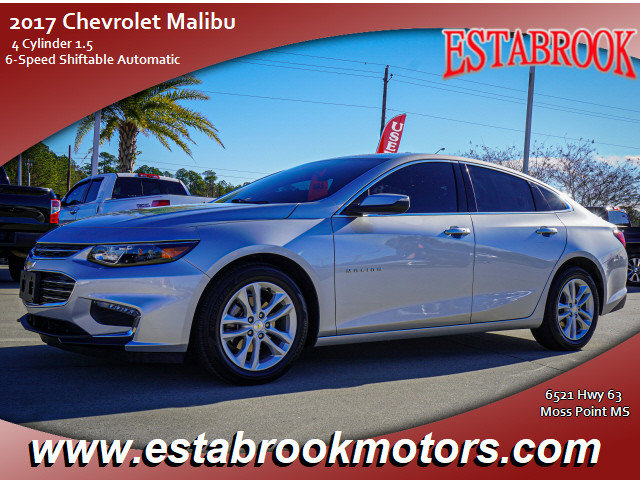 Used 2017 Chevrolet Malibu in Moss Point, MS