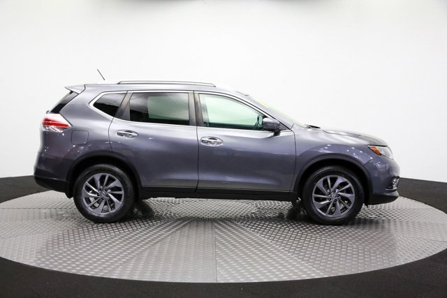 2016 Nissan Rogue for sale 121371 3