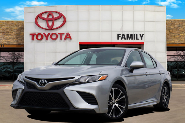 Used 2019 Toyota Camry in Arlington, TX