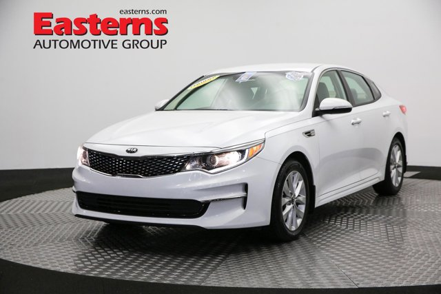 2016 Kia Optima EX 4dr Car