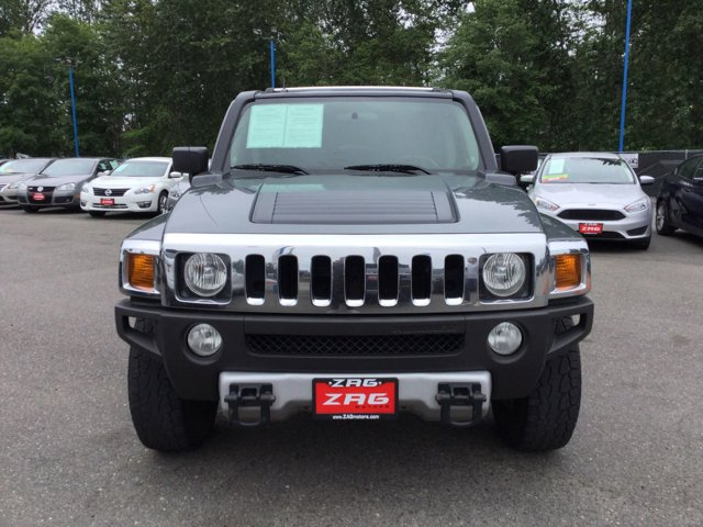 Used 2008 HUMMER H3 4WD 4dr SUV