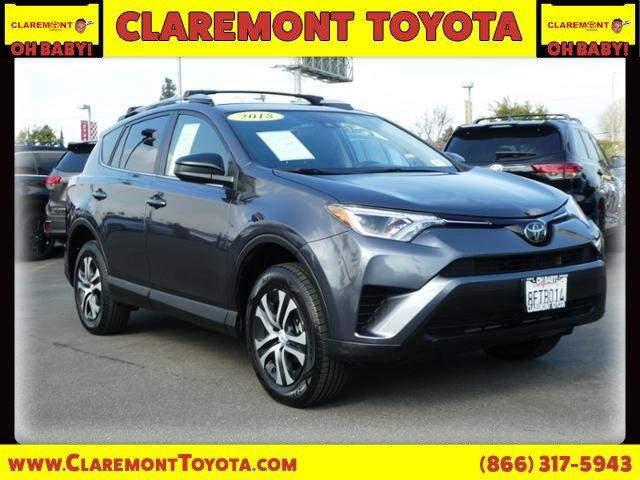 Used 2018 Toyota RAV4 in Claremont, CA
