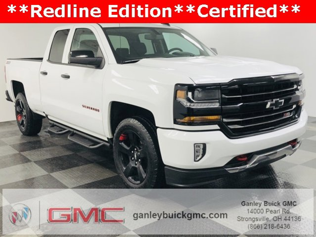 Used 2017 Chevrolet Silverado 1500 in Cleveland, OH