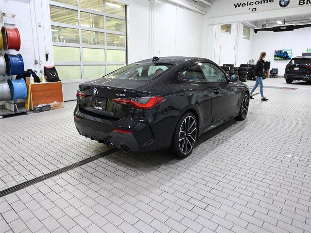 2021 BMW 4 Series 430i xDrive 430i xDrive Coupe Intercooled Turbo Premium Unleaded I-4 2.0 L/122 [8]