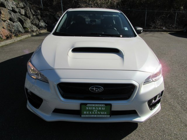 Used 2017 Subaru WRX Manual