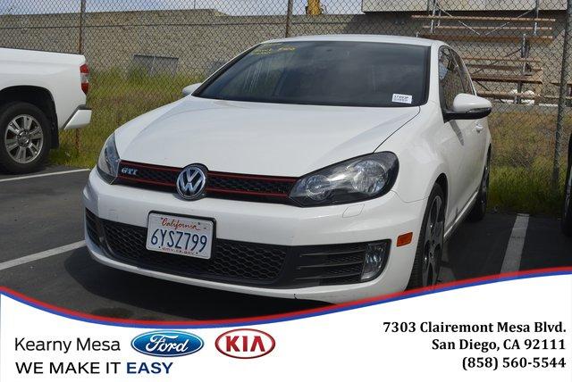 Used 2013 Volkswagen GTI in San Diego, CA