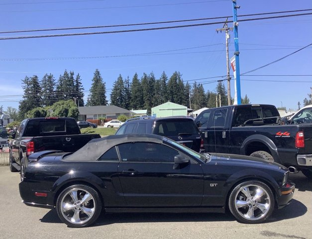 2006 Ford Mustang 2dr Conv GT Premium