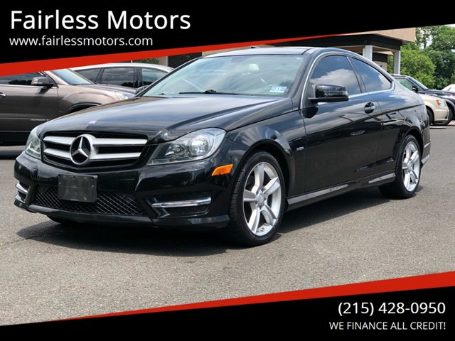 Used 2012 Mercedes-Benz C-Class in Fairless Hills, PA