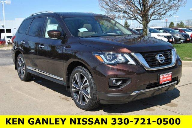 New 2020 Nissan Pathfinder in Medina, OH