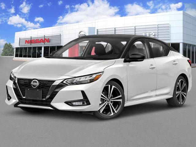 2020 Nissan Sentra SR SR CVT Regular Unleaded I-4 2.0 L/122 [29]