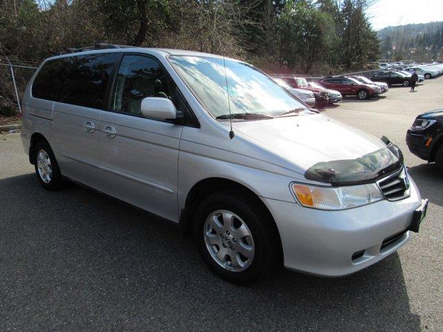Used 2002 Honda Odyssey EX-L w-Leather