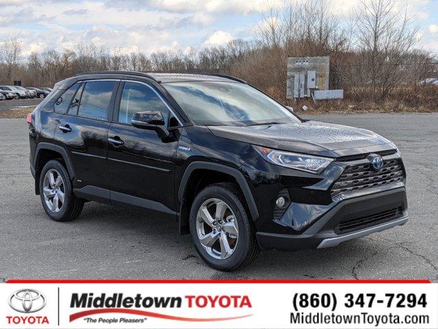 New 2020 Toyota RAV4 Hybrid in Middletown, CT