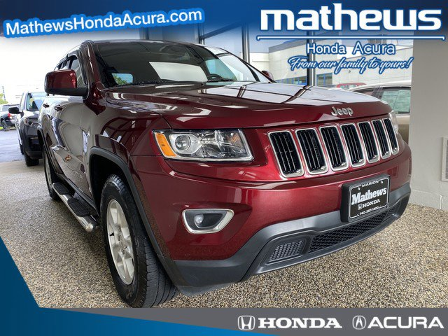 2016 Jeep Grand Cherokee Laredo