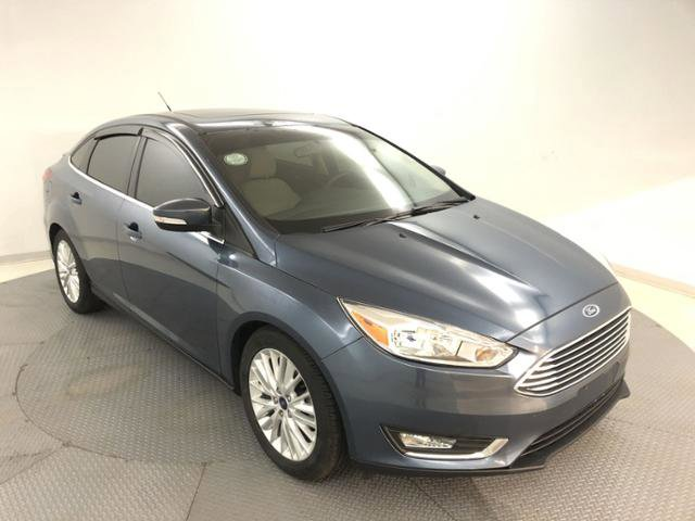 Used 2018 Ford Focus in Greenwood, IN