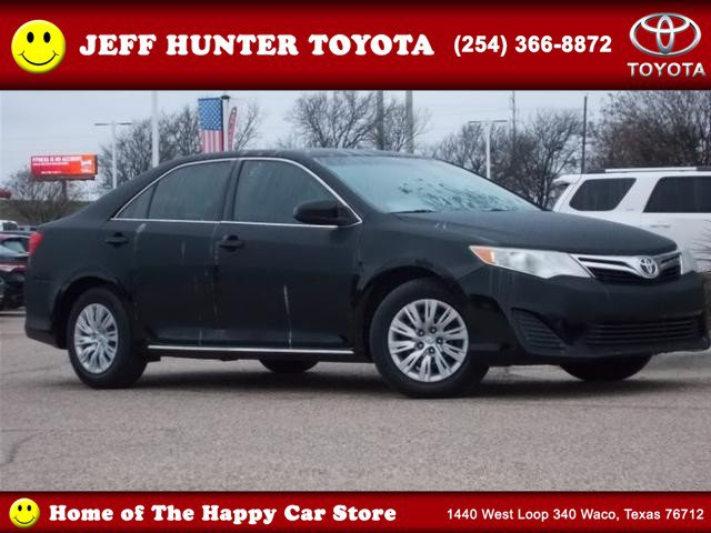 Used 2012 Toyota Camry in Waco, TX