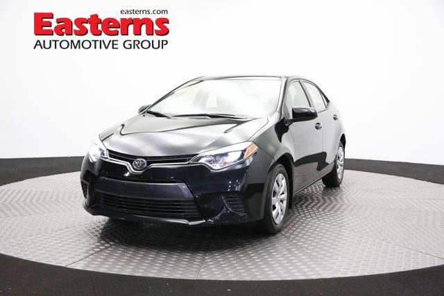 2016 Toyota Corolla for sale 122666 0