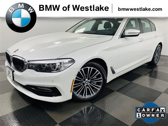 Used 2017 BMW 5 Series in Cleveland, OH