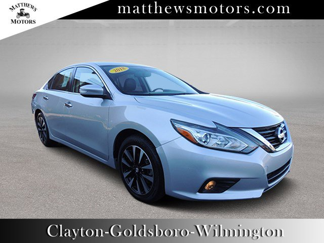 Used 2018 Nissan Altima in Goldsboro, NC