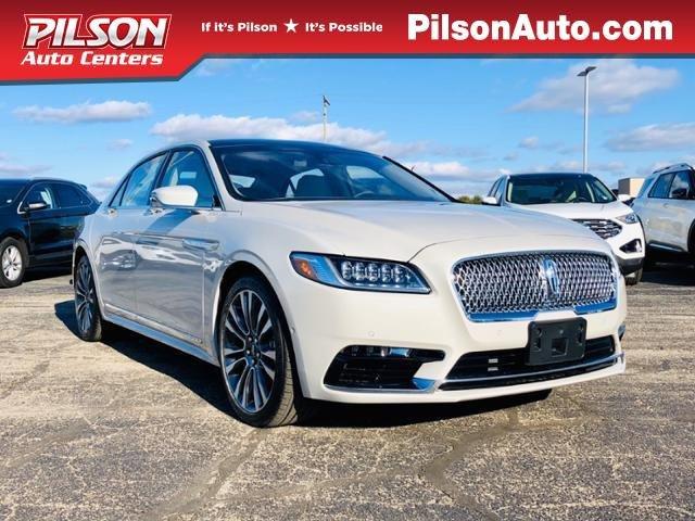 New 2020 Lincoln Continental in Mattoon, IL