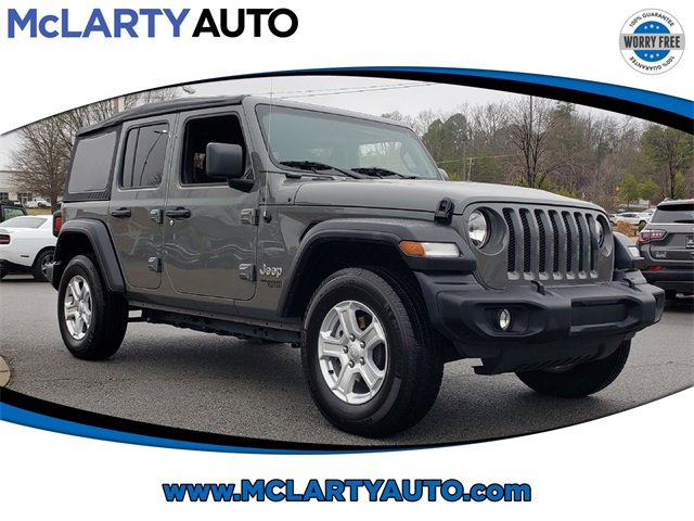 Used 2019 Jeep Wrangler Unlimited in , AR