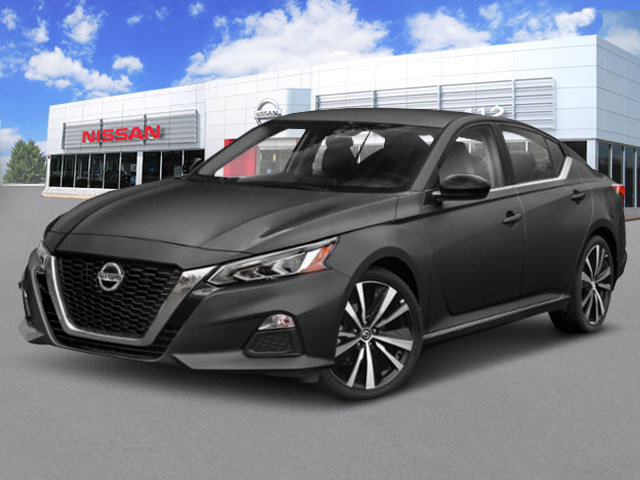 2021 Nissan Altima 2.5 SR 2.5 SR AWD Sedan Regular Unleaded I-4 2.5 L/152 [32]