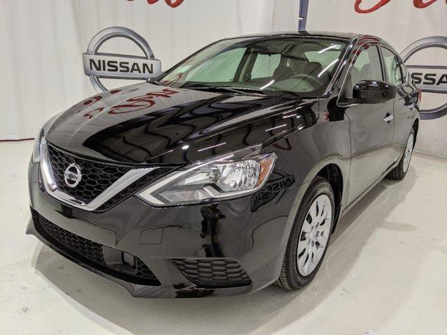 New 2019 Nissan Sentra in Hattiesburg, MS