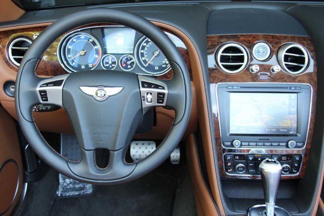 2014 BENTLEY CONTINENTAL GT SPEED Speed 18