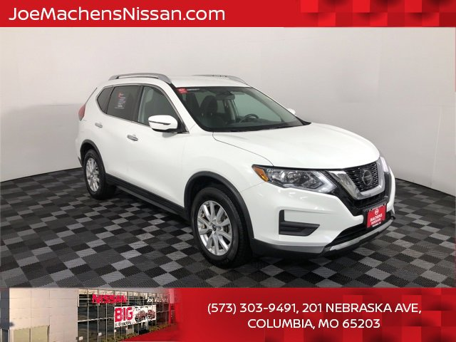 Used 2018 Nissan Rogue in Columbia, MO