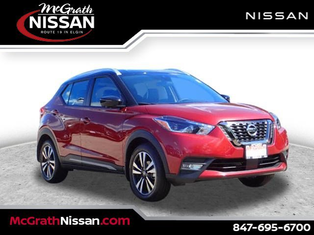 2020 Nissan Kicks SR SR FWD Regular Unleaded I-4 1.6 L/98 [18]