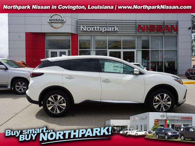 New 2020 Nissan Murano in Covington, LA