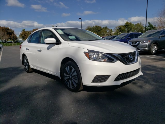 New 2019 Nissan Sentra in Tampa, FL