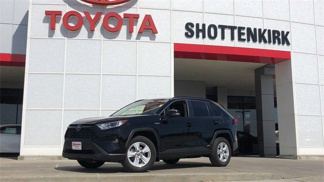 Used 2019 Toyota RAV4 Hybrid in Quincy, IL