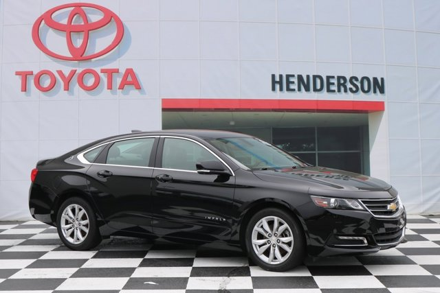 Used 2018 Chevrolet Impala in Henderson, NC