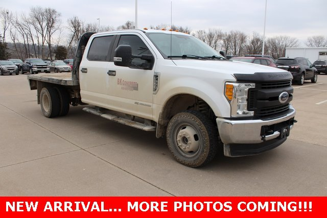Used 2017 Ford Super Duty F-350 DRW in Fort Madison, IA
